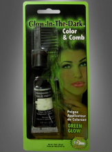 Green Glow Hair Gel