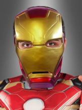 Iron Man Civil War Halfmask Adult