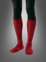 Amazing Spider-Man Boot Covers Adult