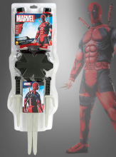 Deadpool Waffenset