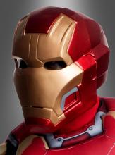 Iron Man 2-teiliger Helm Erwachsene