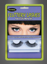 Long Natural Eyelashes black