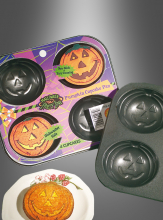 Halloween Pumpkin Cupcake Pan
