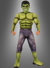 Hulk deluxe child Costume