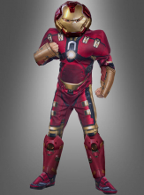 Hulkbuster Iron Man Children Costume