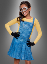 Minion Girl Costume