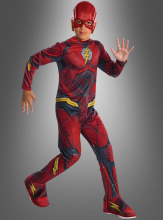 Flash Children Costume Justice League