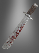 Jason Chrome Plated Machete