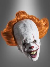 Pennywise Maske Horror Clown