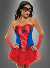 Spider Girl Deluxe Costume