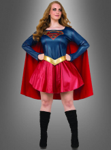 Supergirl Costume XXL for Women