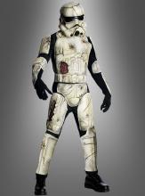 Zombie Stormtrooper Kostüm Star Wars