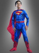 Superman Jumpsuit Children