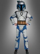 Jango Fett Kostüm für Kinder STAR WARS