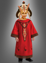 Red Queen Amidala Romper