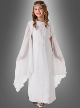 Galadriel Children Costume Lord of the Rings