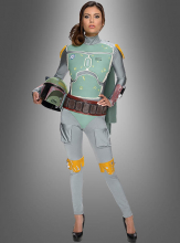 Boba Fett Jumpsuit Women