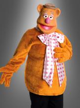 Fozzie Bear Muppets Costume