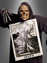 Tarot card death costume