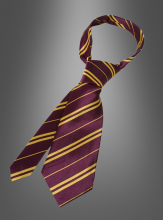 Harry Potter Gryffindor Tie