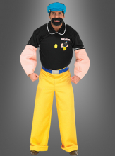 Brutus from Popeye costume