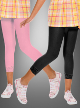 Opaque Leggings for Kids