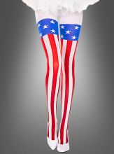 USA Strumpfhose Stars & Stripes