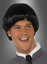 60s Beat Bowl wig