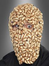 Maggot Maden Maske