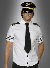 Flugzeug Pilot Kostüm