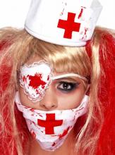 Blutige Krankenschwester Kostümset