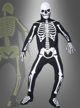 Glowing Skeleton Costume