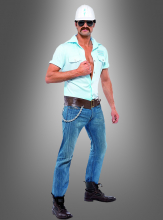 Village people constructions worker costume
