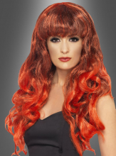 Siren wig long with curls