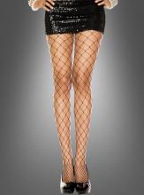 Black Hosiery Fishnet Thights