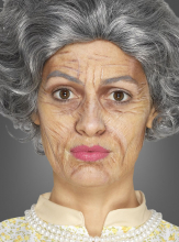 Old Age Wrinkles Make up Set