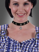 Kropfband Halsband für Dirndl