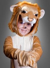 Plüsch Löwenkostüm Simba für Kinder