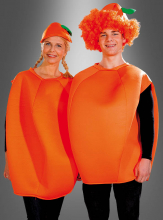 Orange Costume Adult