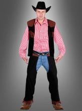 Cowboy John Men Costume