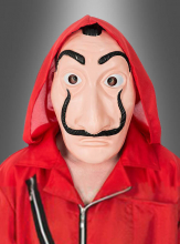 Salvador Dali Maske für Erwachsene
