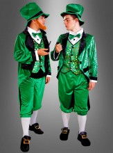 Irish Leprechaun Costume Plus Size