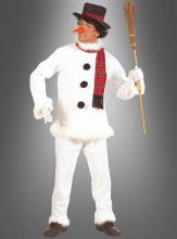 Snowman Costume Adult