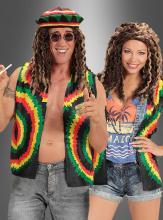 Rastafarian Vest Unisex