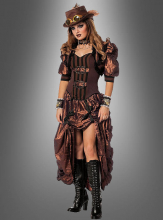 Sexy Steampunk Dress