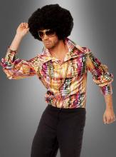 Multicolor Disco Shirt