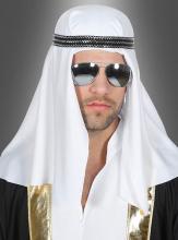 Scheich Kopfbedeckung im Orient