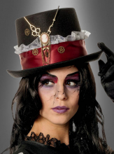 Romantic Steampunk Top Hat