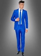 Blauer Anzug für Herren Suitmeister