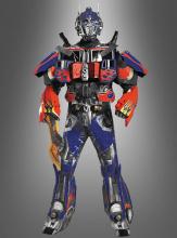 Optimus Prime Transformers Deluxe